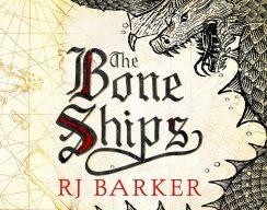Англоязычные читатели о фэнтези-книге «Костяные корабли» Р. Дж. Баркера