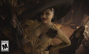Вампирша, невеста и обаятельная злодейка: как всети отреагировали навысокую леди изResident Evil: Village